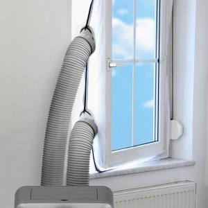 Fensterabdichtung Fur Mobile Klimagerate Hot Air Stop